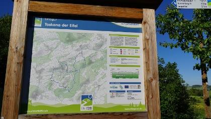 Ripsdorf Info-Tafel
