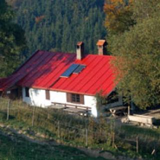 Gumpertsbergerhütte - Ansicht