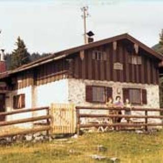 Winklmooshütte (1160 m) - DAV Sektion München