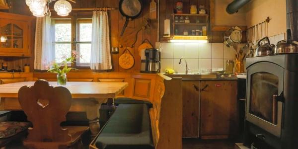 Aufenthaltsraum / Küche Bild I