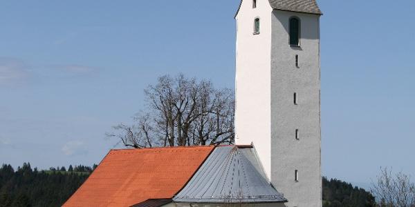 Möggers, Katholische Pfarrkirche Heiliger Ulrich 1