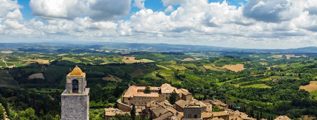 San Gimignano / Toskana