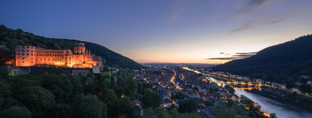 Heidelberg in Baden-Württemberg
