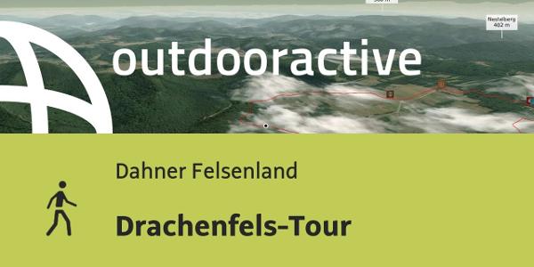 Wanderung im Dahner Felsenland: Drachenfels-Tour