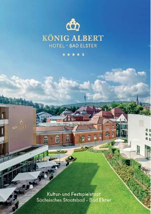 Cover Hotel König Albert Prospekt