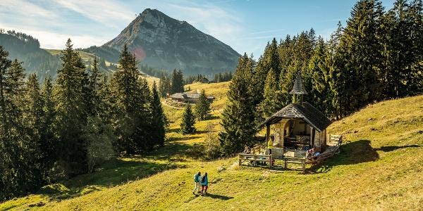 Alpenpanoramaweg Gruyère