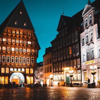 Wandern rund um Hildesheim