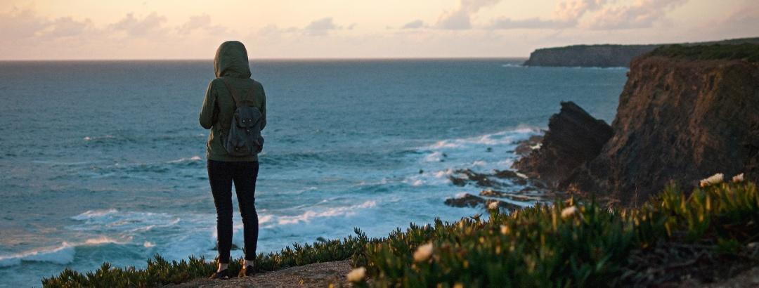 Wandern in Zambujeira do Mar in Portugal