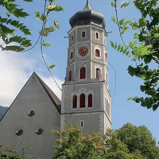 Bludenz, Katholische Pfarrkirche Heiliger Laurentius
