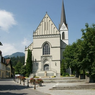 Frastanz, Katholische Pfarrkirche Heiliger Sulpitius