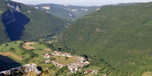 Oncieu - Col d'Evosges