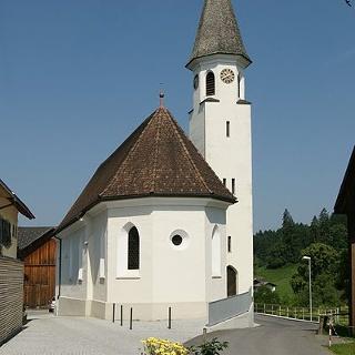 Röns, Katholische Pfarrkirche Heiliger Magnus