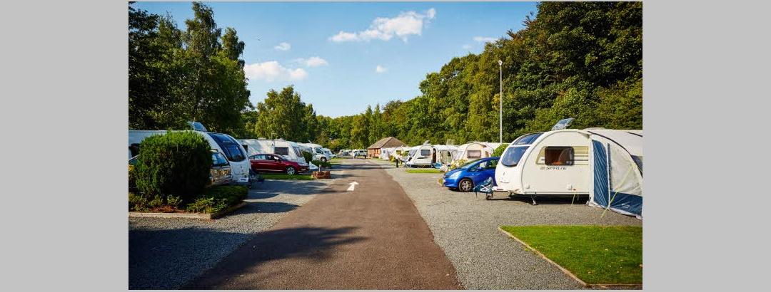 Ayr Craigie Gardens Caravan Club Site