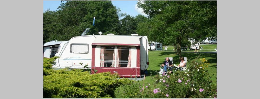Blackshaw Moor Caravan Club Site
