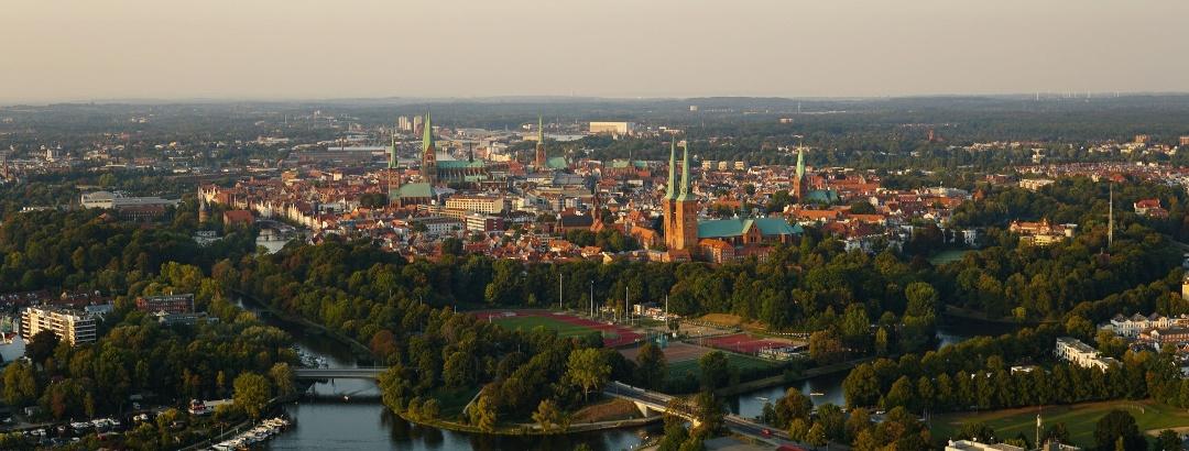 Wandern rund um Lübeck