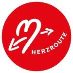 Logo Herzroute AG negativ