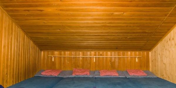 Schlaflager Bild II