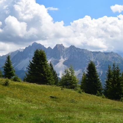 Wandern rund um Brixen in Südtirol