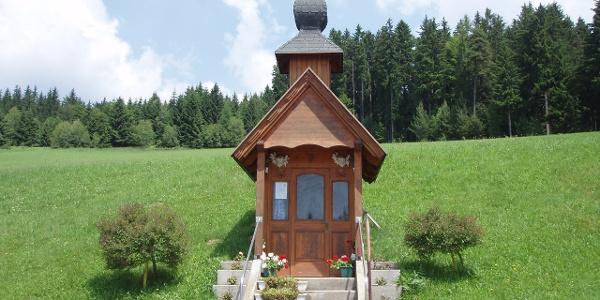 Kapelle beim vlg. Rechberger