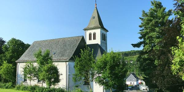 Bonifatiuskirche in Kaan