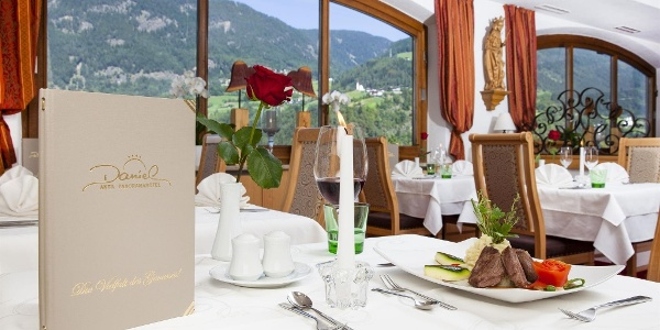Restaurant Hotel Daniel