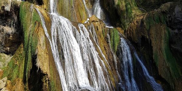 Cascade de Glandieu