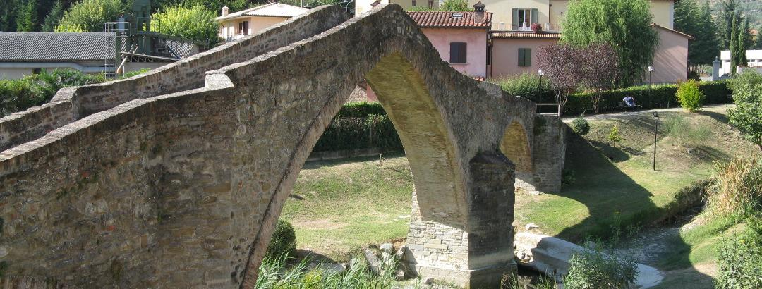 Überbleibsel aus dem Altertum in Modigliana