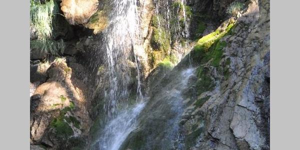 Cascata di Bocenago