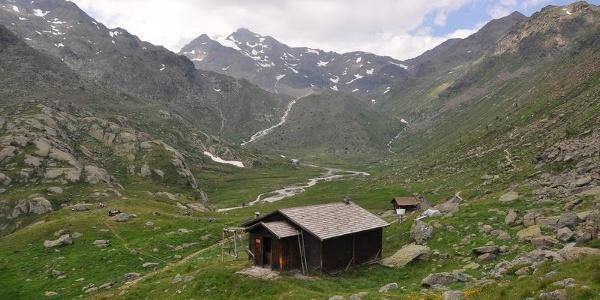 Rifugio Larcher – La Forcola