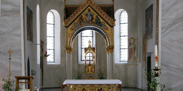 Sulzberg, Katholische Pfarrkirche Heiliger Laurentius 3
