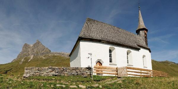 Warth, Katholische Pfarrkirche Heiliger Jakobus