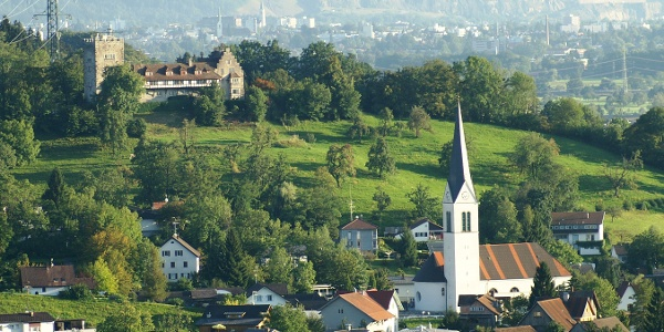 Wolfurt, Katholische Pfarrkirche Heiliger Nikolaus 3
