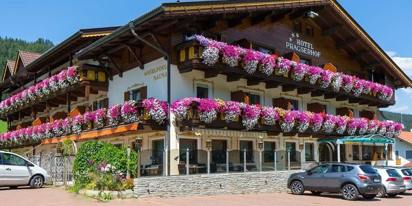 The Pragserhof in Braies in Alta Pusteria is a real feel-good place!