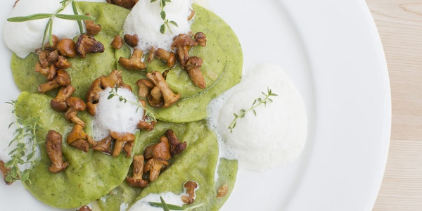 Zu jeder Jahreszeit findet man viele kreative Gerichte, die mit saisonalen Zutaten zubereitet werden