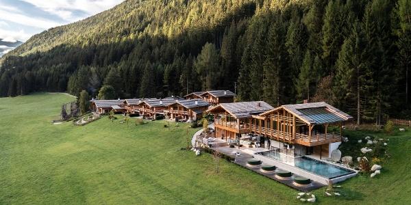 Herzlich Willkommen im Traumdorf der Chalets Valsegg, im hübschen Dorf Vals
