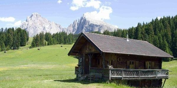 Silvester Hütte