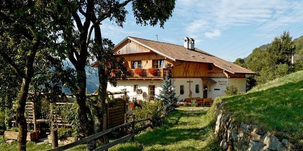 Der Zunerhof aus dem 12 Jhdt, ein wunderschöner Bauernhof, liegt bei Lengstein am Ritten.