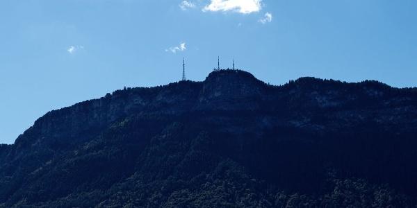 Antennenwald auf dem Penegal