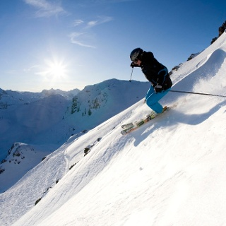 Freeride in Obertauern