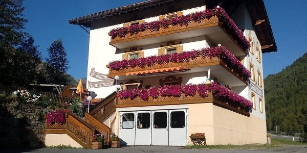 Welcome to the Hotel Gasthof Alpenfriede!