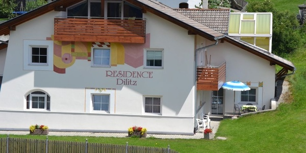 Residence Dilitz is located in the heart of Resia.