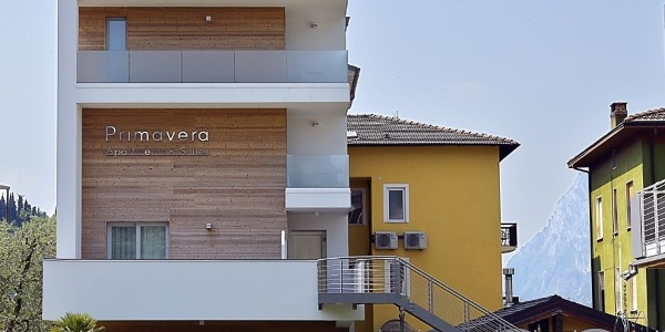 Welcome to Ecohotel Primavera in Riva del Garda! /