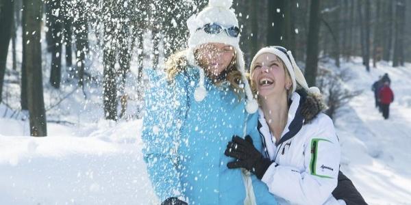 Winterwandern in Friedrichsbrunn