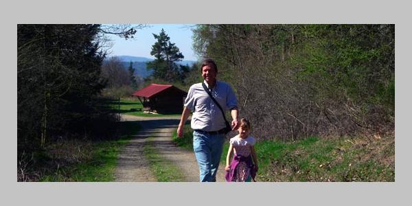 Familienwandern auf der Bickener Ritterspur