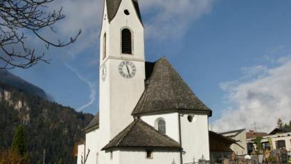 Pfarrkirche Heiliger Antonius Eremit mit Friedhof