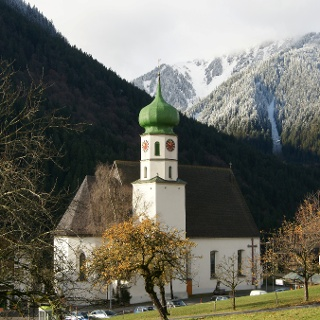 Pfarrkirche Heiliger Gallus mit Friedhof