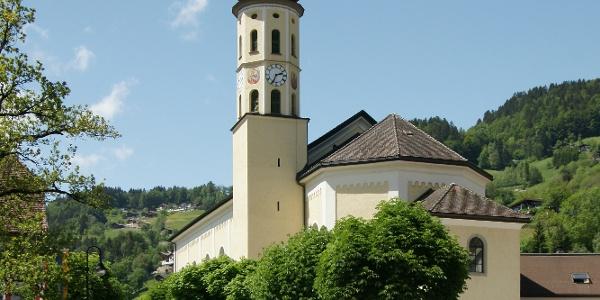 Pfarrkirche Heiliger Jodok