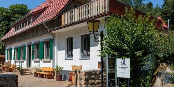Forsthaus Annweiler Hausansicht