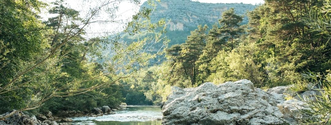 Wandern in der Region La Palud-sur-Verdon