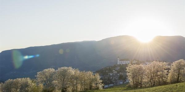 Mitterweg - vista di Laion